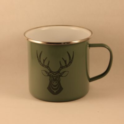 17oz DeerEnam Mug Diamond