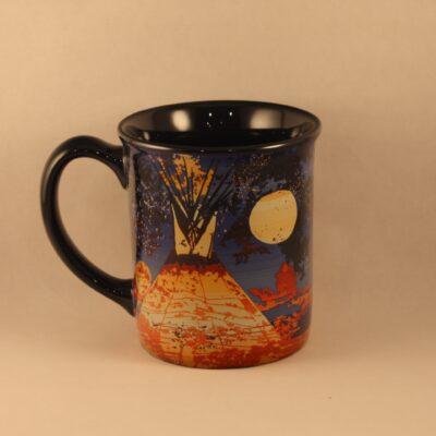 18oz Cer Mug Full Moon