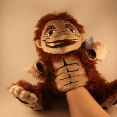 Big Foot Sasq Puppet Wood (2)