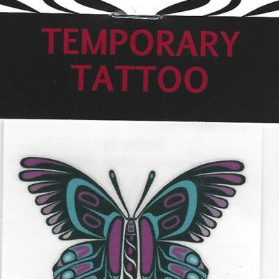 Temp Tattoo Butterfly Windsor