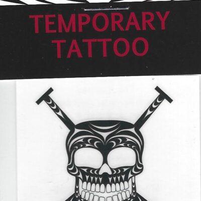 Temp Tattoo Horne Sr.