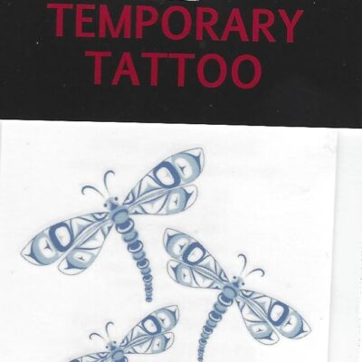 Temp TattooTrans Spirit Diamond