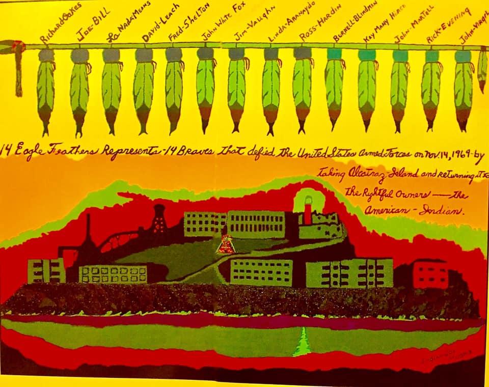 50th Anniversary: Peaceful Occupation of Alcatraz Island @ Alcatraz island | San Francisco | California | United States